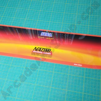 Sega Naomi 2p cpo polycarbonate