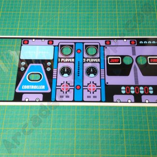 space demon control panel cpo plexi