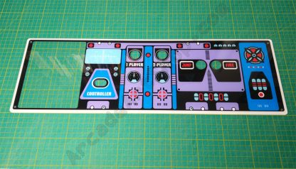 space demon control panel cpo plexi