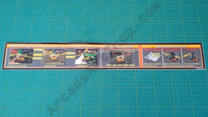 crazy taxi high roller nos sub instructions