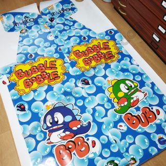 bubble bobble full side art