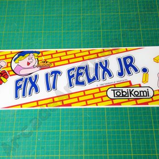 fix it felix marquee