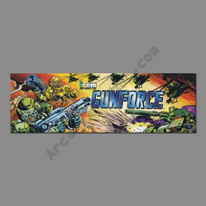 gunforce irem marquee
