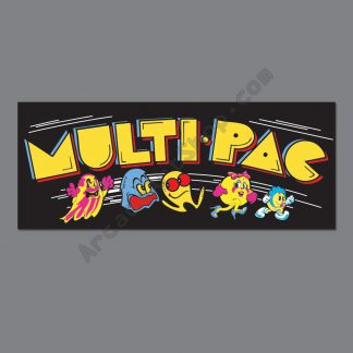 multi pac miss pacman marquee B