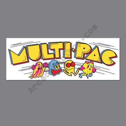 multi pac pacman miss marquee C