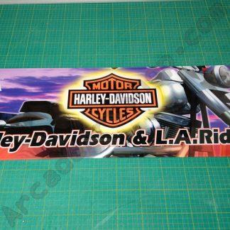 original harley davidson la riders marquee