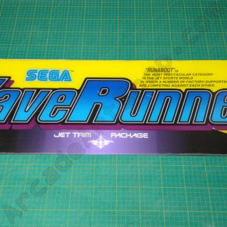 nos original wave runner marquee