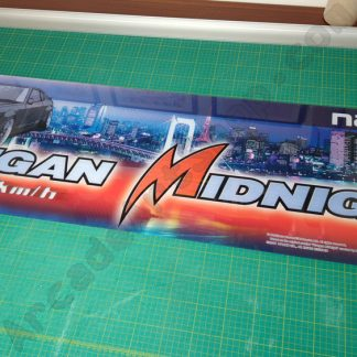 wangan midnight original marquee