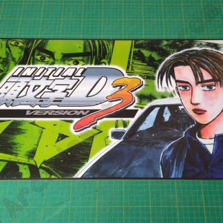 initial-d 3 marquee single cabinet