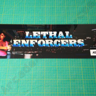 lethal enforcers marquee