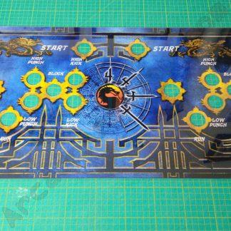 mortal kombat 4 control panel overlay cpo