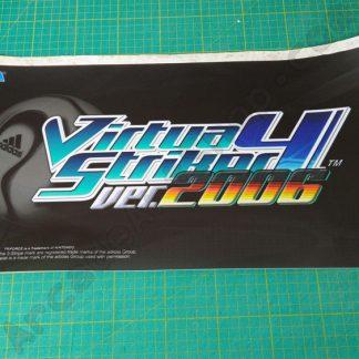 nos virtua striker 4 ver 2006 naomi marquee