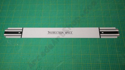nos sega lindbergh instruction space decal