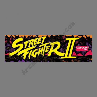 street fighter 2 marquee SF2