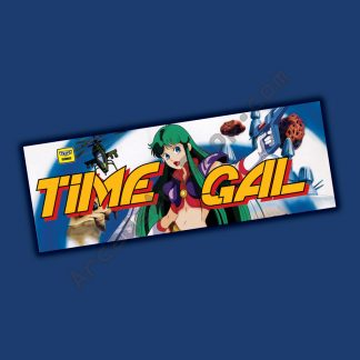time gal marquee taito