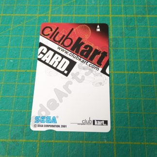 nos club kart save card
