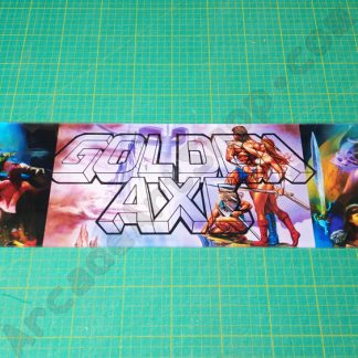 golden axe marquee alternative design