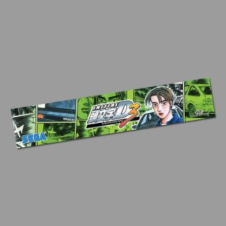 initial-d 3 twin topper marquee