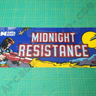 midnight resistance marquee