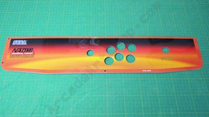 sega naomi 1 player panel + overlay 1L6B