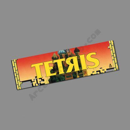 tetris marquee perspex plexi