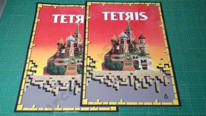 tetris side art pair atari