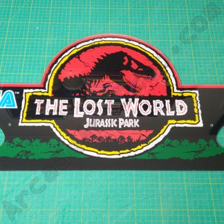 Jurassic park lost world marquee