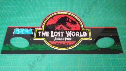 Jurassic park lost world marquee