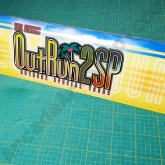 outrun 2 sp japan original fluro cover