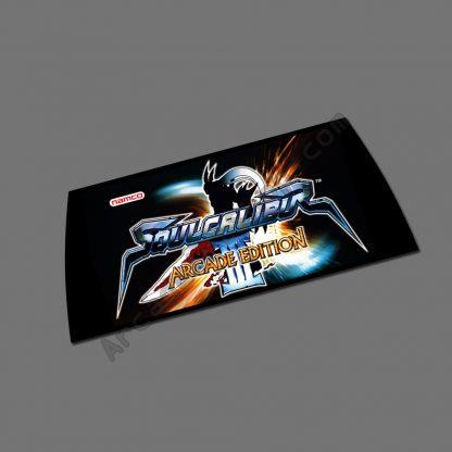 soul calibur 3 arcade edition naomi blast marquee