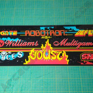 williams multigame marquee