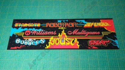 williams multigame marquee