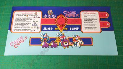 circus charlie centuri konami cpo