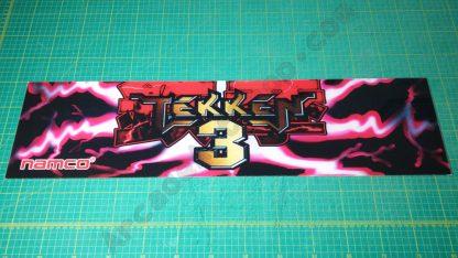 tekken 3 wide marquee