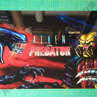 large alien vs predator marquee