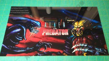 large alien vs predator marquee
