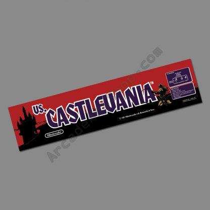 nintendo vs castlevania marquee