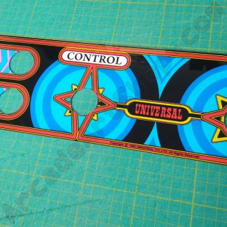 universal mr do control panel overlay cpo
