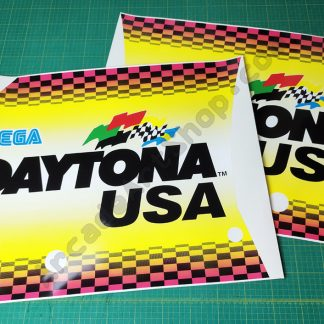 Daytona USA side art pair