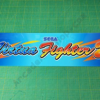 virtua fighter 2 marquee