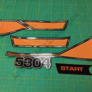 thunderblade cabaret silver stickers