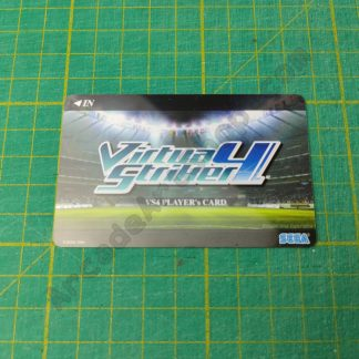 virtua striker 4 save card nos