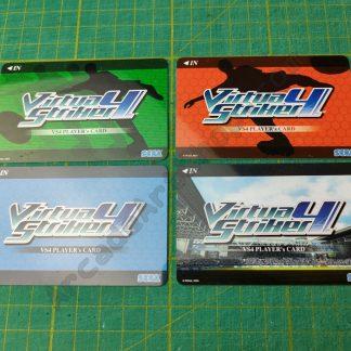 virtua striker 4 set of save cards