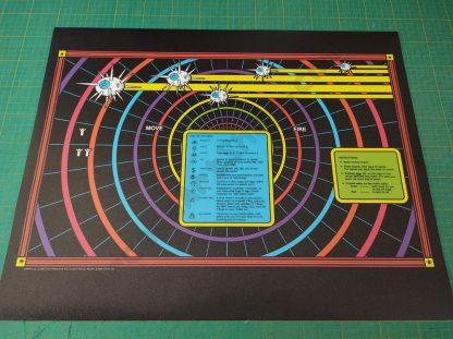 black widow cpo control panel overlay