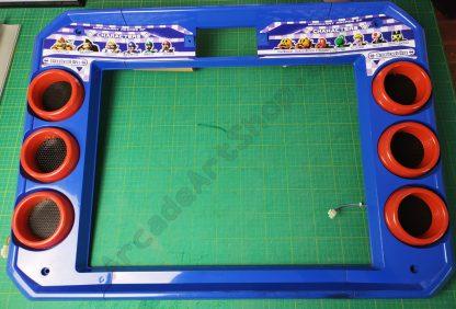 mario kart gp arcade bezel original