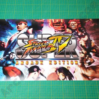 street fighter 4 SF4 marquee