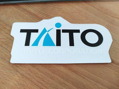 taito space gun logo
