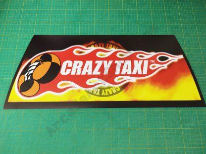 crazy taxi marquee