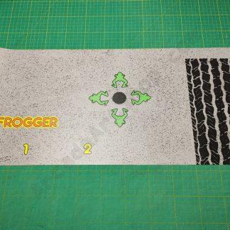 frogger cpo control panel overlay