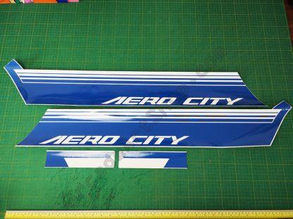 sega aero city side art set